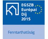 EGSZB fenntarthatósági díj